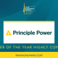 Principle Power awarded a High Commendation in the Offshore Developer of the Year category at the 2021 Wind Investment Awards